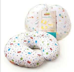 Popular hot sale PP cotton 3-16 months popular soft baby crib pillow