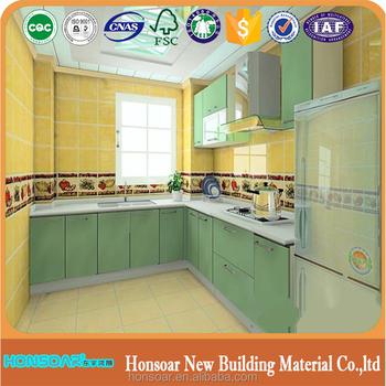 High Quality Mdf Jack Wood Kitchen Cabinet
