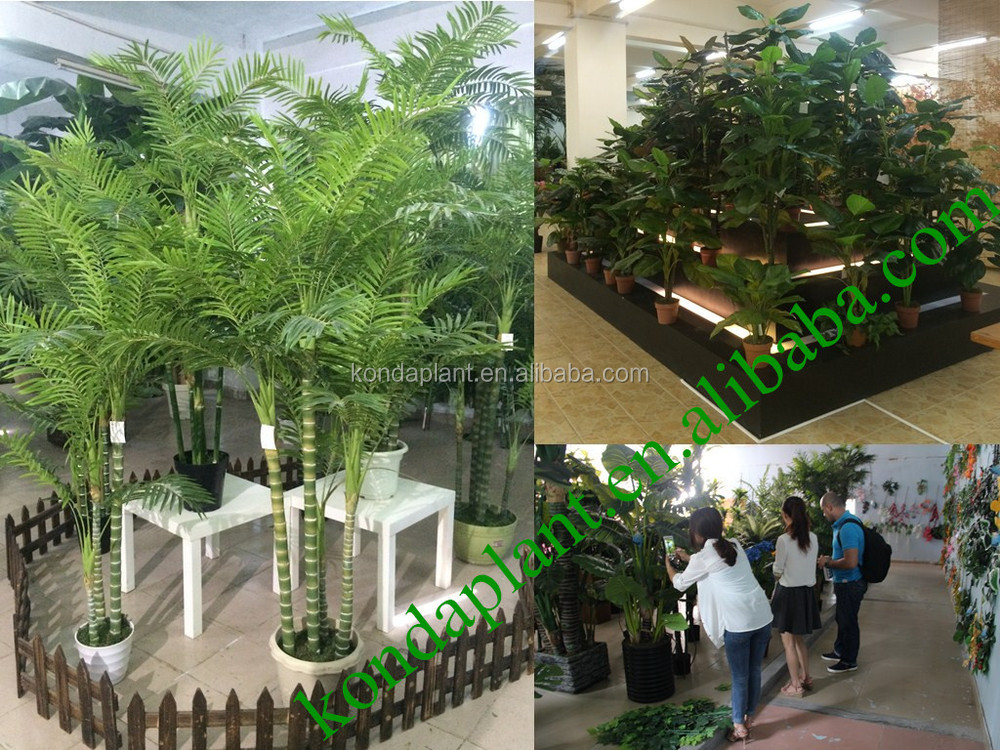 Outdoor Decorative Artificial Palm Tree Camouflaged Dry Pole Steel Mounted Made In China