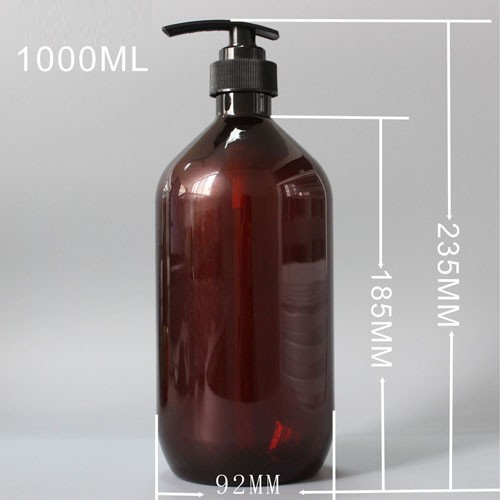 1l,1000ml Pet Bottle,Amber Bottle