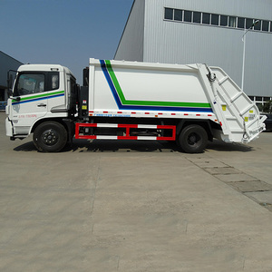 DongFeng multi function garbage compactor /rubbish collector/rubbish truck