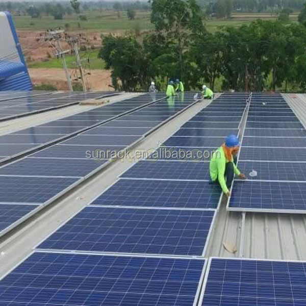 Corrugated Roof Solar Panels, Corrugated Roof Solar Panels Suppliers And  Manufacturers At Alibaba.com