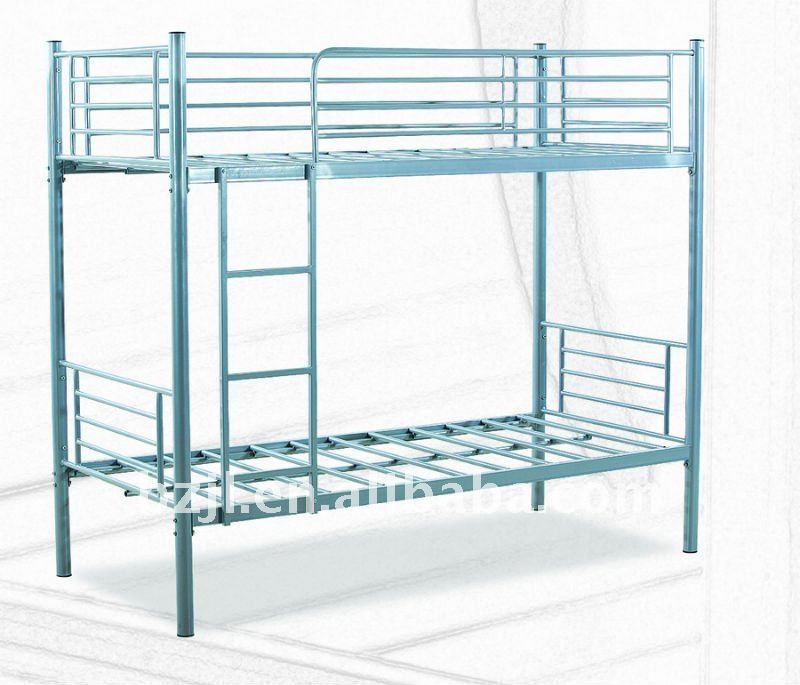 Europe Style School Dormitory Metal Double Bunk Bed XS 5013