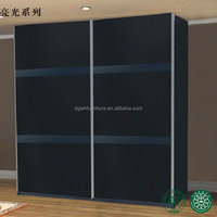 E1 18mm MDF environmental protection panel material wardrobe closet bedroom design