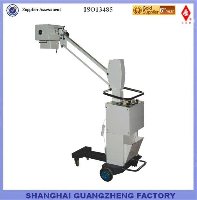 50ma Mobile X Ray Machine Veterinary Equipment Good Price