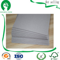 Duplex Board with Grey Paper/one side gery color paper