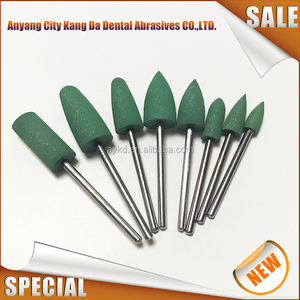 dental medical equipment accessories polishing rubber point