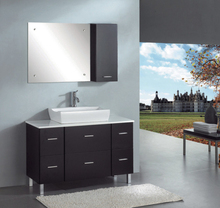 Modern American Standard Single Sink Bathroom Furniture