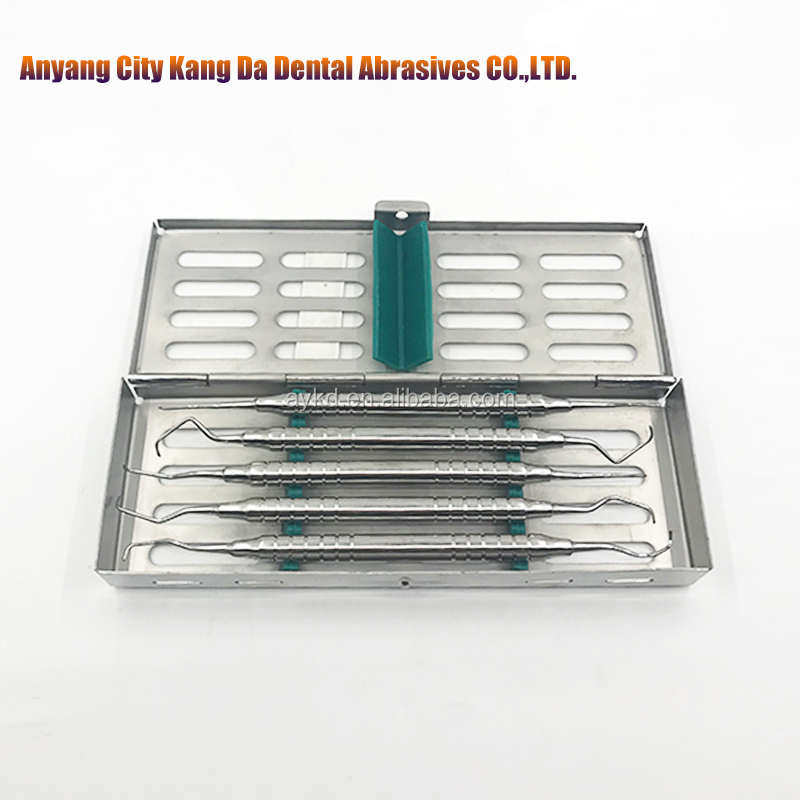 Dental Filling Instruments Scalers dental lab tools stainless steel scaler set