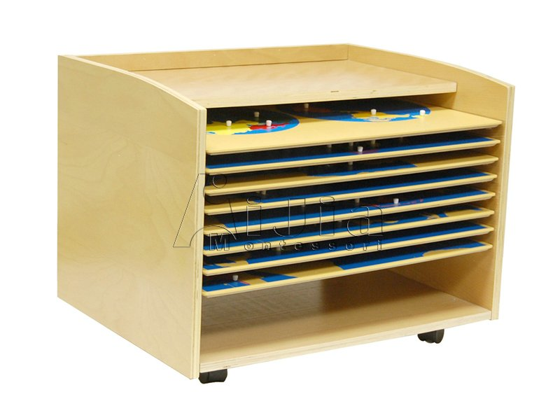 Montessori Map Cabinet, Montessori Map Cabinet Suppliers and ...