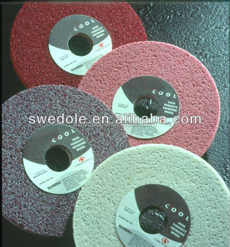cup&bowl abrasive coated tool silicon carbide grinding wheel