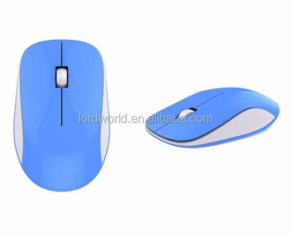 Tao Bao hot selling 2.4G fashionable ABS material Wireless Mouse