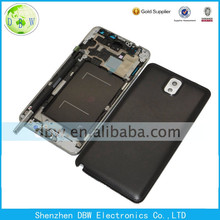 Black Original for Samsung Galaxy Note iii 3 N9005 Front Housing