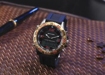 6c560f9a2 Hot Sale Sanda Waterproof Digital Sports Wrist Watch - Buy ...