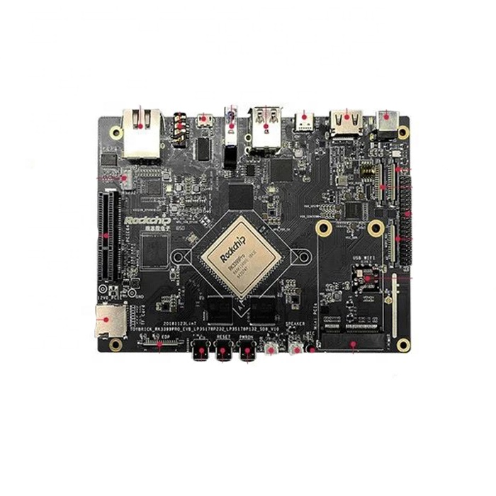 Open Root Rockchip Motherboard Rk3399 Android 7 0 Os Lvds