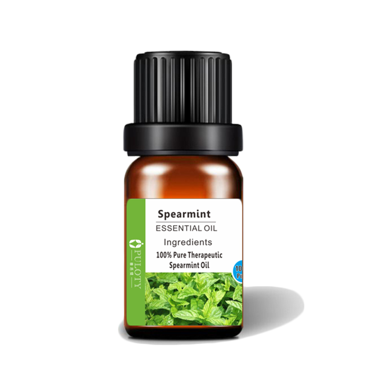 Natural spearmint oil