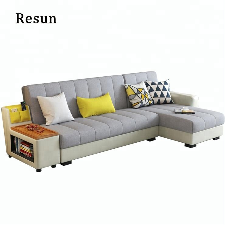 Resun Cheap Modern Folding Furniture Set Fold Out Sofa Bed For Sale ...