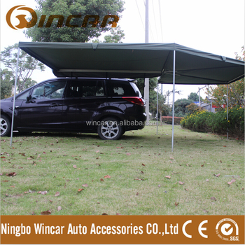 2015 new model polygon awning tent for car 4x4 4wd foxwing awning & 2015 New Model Polygon Awning Tent For Car 4x4 4wd Foxwing Awning ...