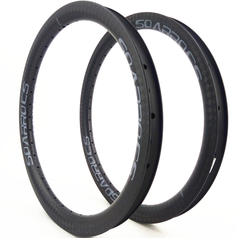 Chinese Hot Selling 20 Inch Carbon MTB Bmx Rims 30mm Tubeless Clincher