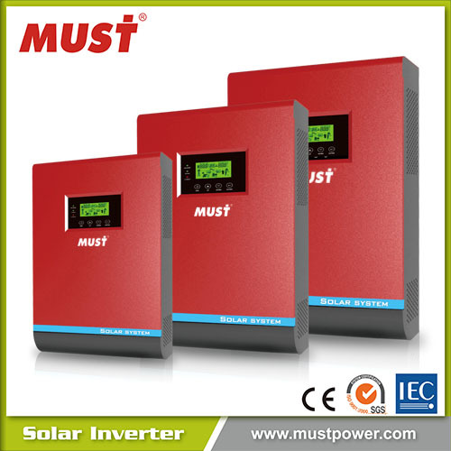10 KW solar inverter with built-in charge controller