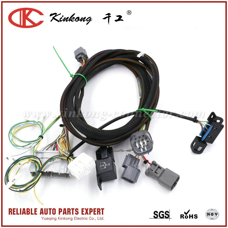 HTB1eKRSMFXXXXbtXXXXq6xXFXXXl kinkong our company want distributor auto electrical excavator ford tractor wiring harness connectors at creativeand.co