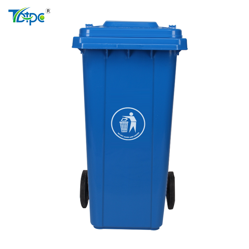 plastic storage waste containers outdoor garbage bin covers