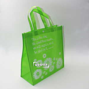 Eco Reusable Non Woven Foldable Sewing Shopping Bag