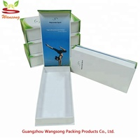 Luxury custom design book shape paper packaging, Recycled magnetic white matte rigid gift paper boxes with lid