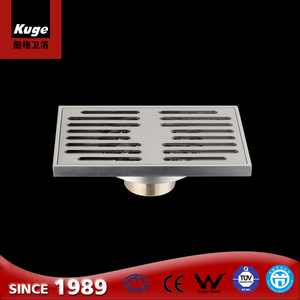American standard well design durable floor drain