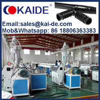 Inline Round Drip Irrigation Tubing Making Machine/ Extrusion/Production Line