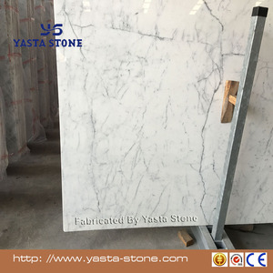 Construction used imported marble tile bianco italy marble slab