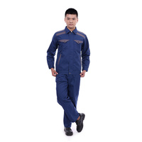 Spring and autumn overalls long sleeved engineering suits welding clothes auto repair clothes uniforms