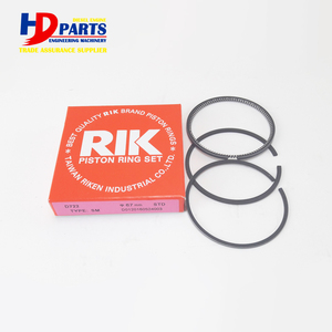 D722 Z482 Engine Piston Ring Set For Forklift Kubota Engine