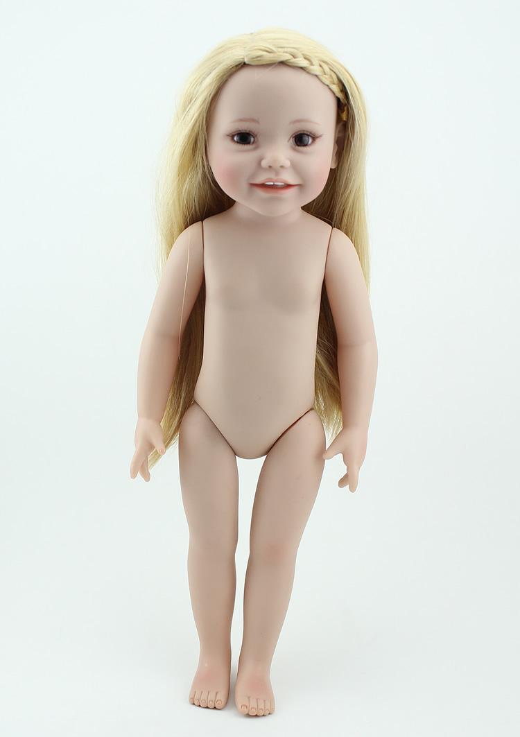 Nude cute baby doll