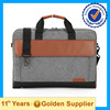 17 inch Polyester Laptop Handbag,big space for business leisure laptop bag