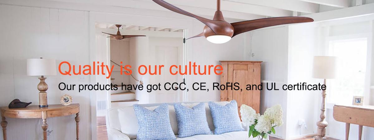 Zhongshan Kebaishi Electric Appliance Co., Ltd. - Modern Ceiling fan ...