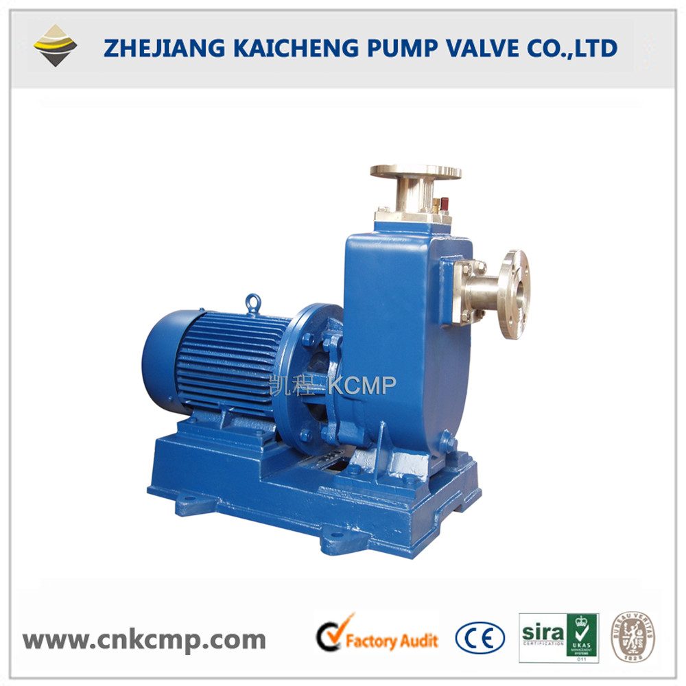 ZXL direct coupling self priming centrifugal pump