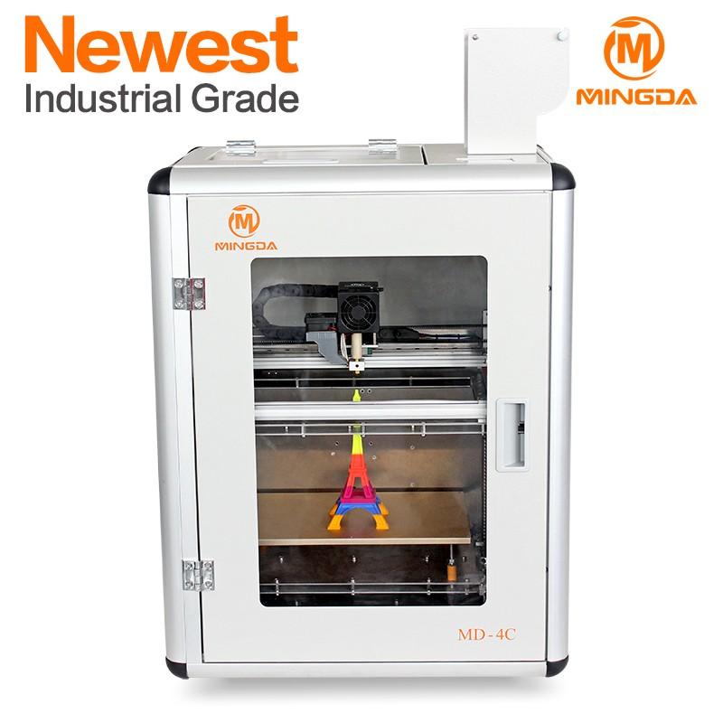 Architectural Model Making Mingda Md 4c 3d Printer In High