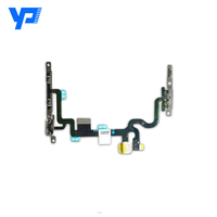 China mobile phone spare parts on/off switch volume flex cable for iphone 7, for iphone 7 power button flex cable