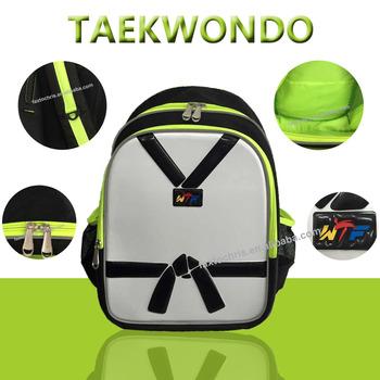 280b0eb470dd Тхэквондо форма стиль спортивная сумка школьные сумки школьный рюкзак  поставщика