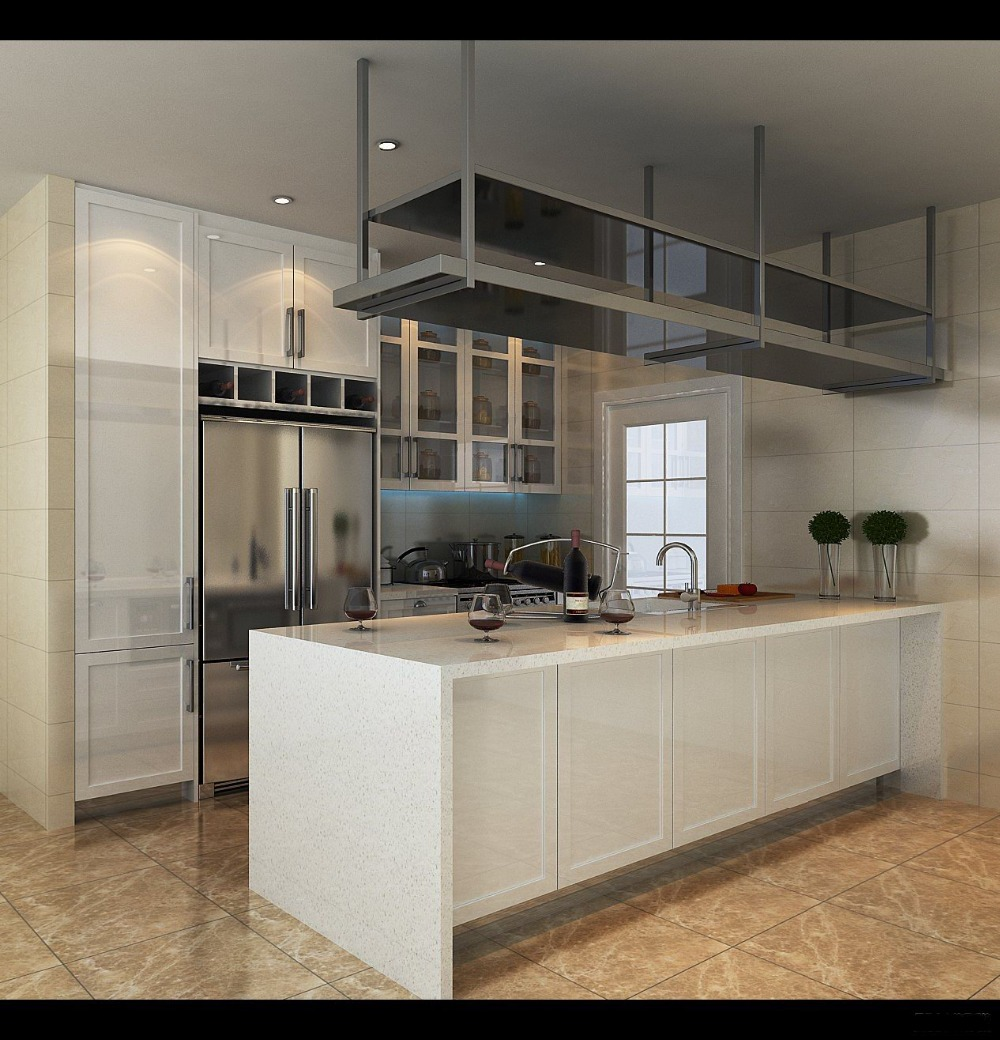 Wholesale High Gloss Prefab Kitchen Cabinet Buy Prefab