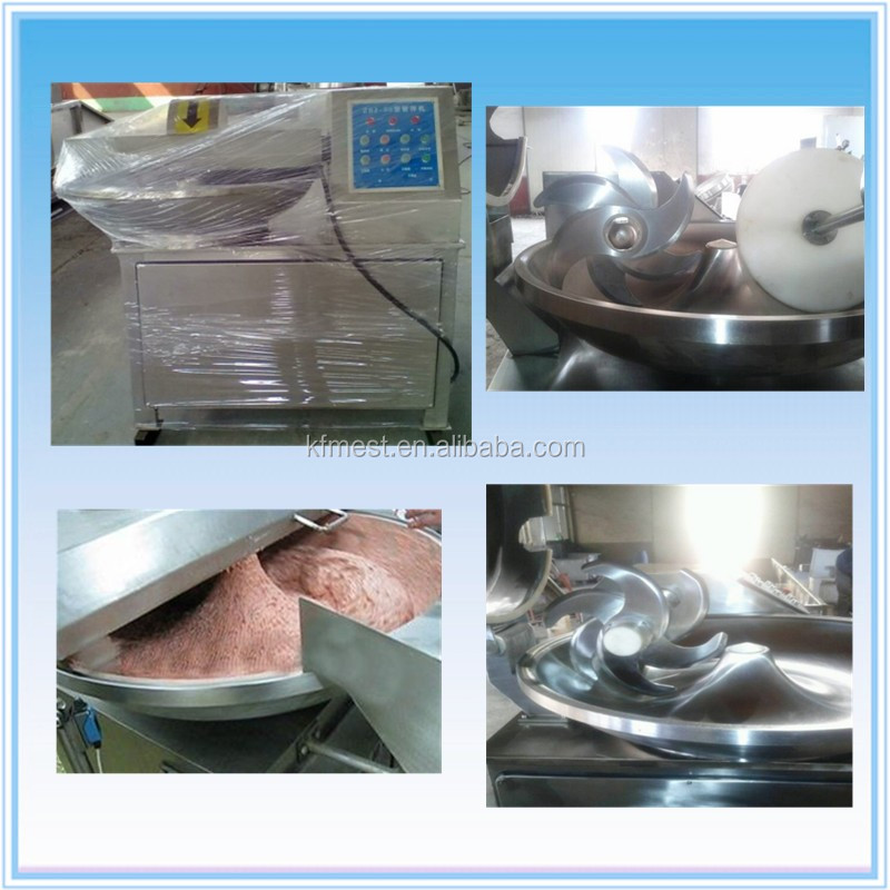 Stainless Steel Meat Bowl Cutter Price With Factory Price