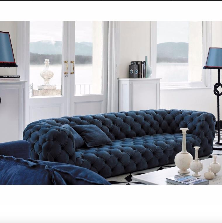 Modern Scandinavian Furniture Contemporary Tufted ...