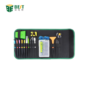 BST-116 43 in 1 Hand Open Pry Tools Set Screwdriver Cell Phone Repair Tool Kit with Case