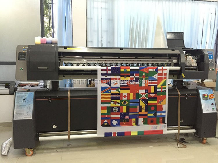 Signs And Graphic Medias Printing Sublimation Ink Printer / Commercial  Photo Printers - Buy Sublimation Printer,Commercial Photo  Printers,Sublimation