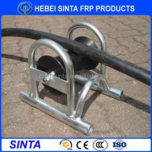 Stainless Steel Wire Rope Pulley,Aluminum Nylon Triple Cable ...