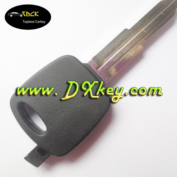 Hot selling transponder key shell for ssangyong transponder key