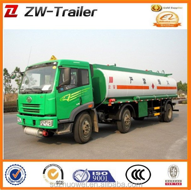China High quality oil tank truck /refuel tank truck/mobile oil refueling truck for sale