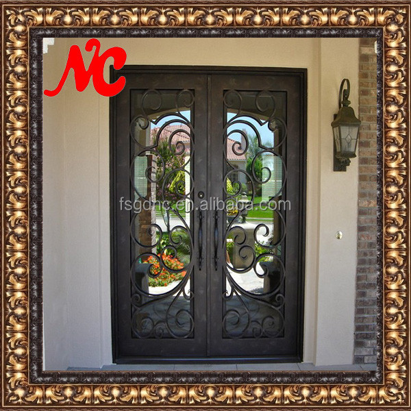 Metal Glass Double Doors Exterior, Metal Glass Double Doors Exterior  Suppliers And Manufacturers At Alibaba.com