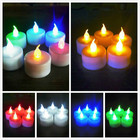 ShengHui Vendendo Hot New Fashion Mini Led Chá Luz Vela, Luz Conduzida Da Vela